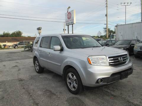 2012 Honda Pilot for sale at Motor Point Auto Sales in Orlando FL