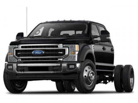 2020 Ford F-450 Super Duty for sale at Hawk Ford of St. Charles in St Charles IL