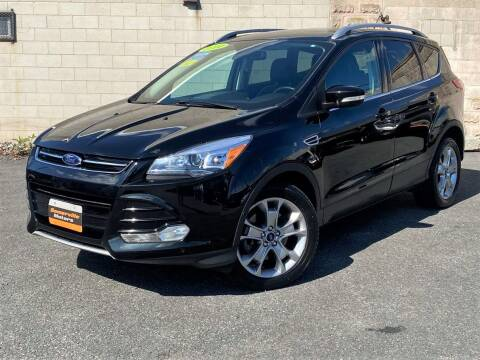 2014 Ford Escape for sale at Somerville Motors in Somerville MA