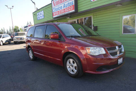2011 Dodge Grand Caravan for sale at Amazing Choice Autos in Sacramento CA
