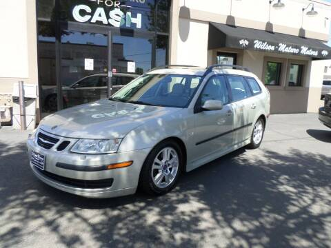 2007 Saab 9-3 for sale at Wilson-Maturo Motors in New Haven Ct CT
