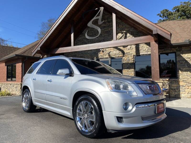 2012 GMC Acadia for sale at Auto Solutions in Maryville TN