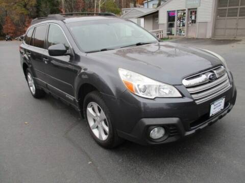 2013 Subaru Outback for sale at Route 4 Motors INC in Epsom NH