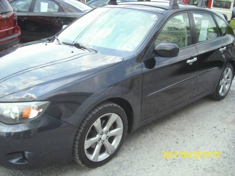 2011 Subaru Impreza for sale at Motors 46 in Belvidere NJ