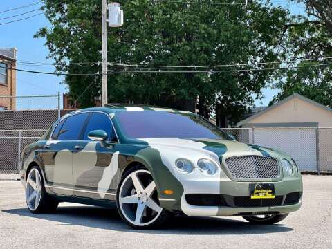 2006 Bentley Continental for sale at ARCH AUTO SALES in St. Louis MO