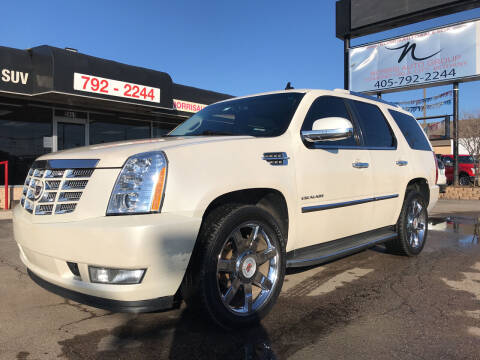 2010 Cadillac Escalade for sale at NORRIS AUTO SALES in Oklahoma City OK