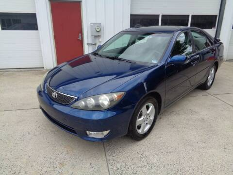 2006 Toyota Camry for sale at Lewin Yount Auto Sales in Winchester VA