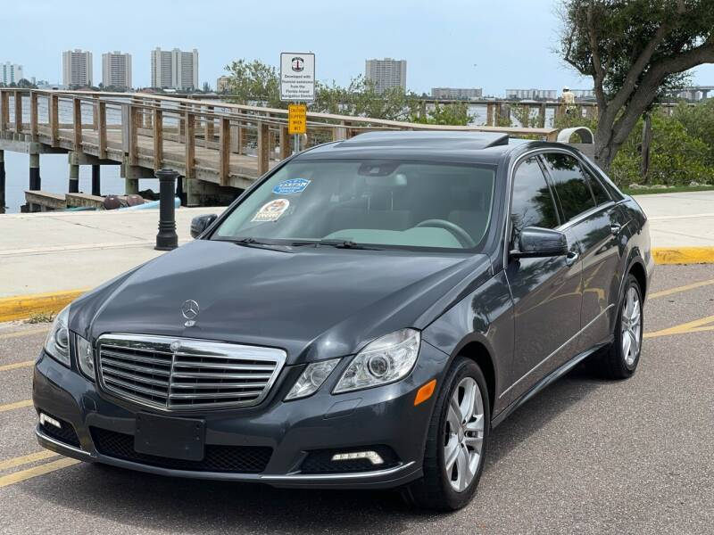 2010 Mercedes-Benz E-Class for sale at Orlando Auto Sale in Port Orange FL