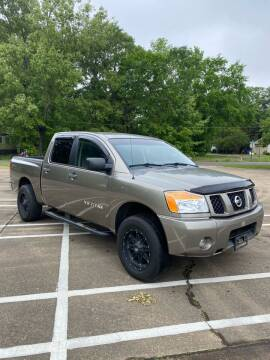 2007 Nissan Titan for sale at BLANCHARD AUTO SALES in Shreveport LA
