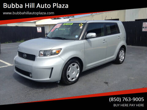 2008 Scion xB for sale at Bubba Hill Auto Plaza in Panama City FL