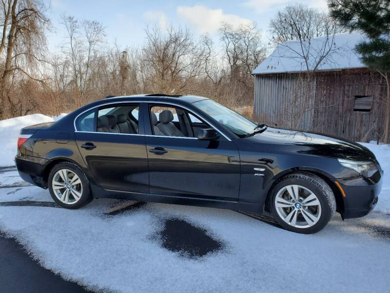 2009 BMW 5 Series for sale at Auto Link Inc in Spencerport NY