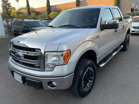 2014 Ford F-150 for sale at C. H. Auto Sales in Citrus Heights CA