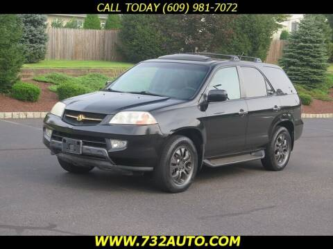 2003 Acura MDX for sale at Absolute Auto Solutions in Hamilton NJ