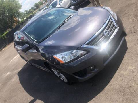 2013 Nissan Sentra for sale at Empire Automotive Group Inc. in Orlando FL