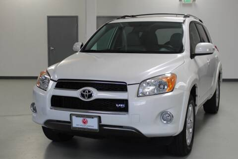 2012 Toyota RAV4 for sale at Mag Motor Company in Walnut Creek CA