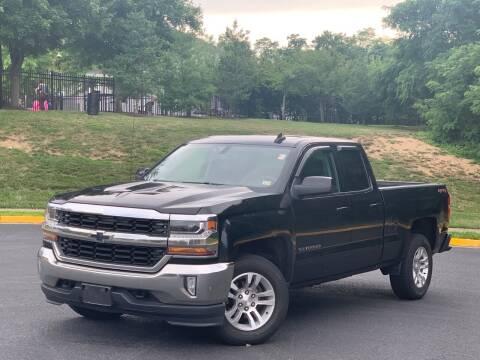 2016 Chevrolet Silverado 1500 for sale at Diamond Automobile Exchange in Woodbridge VA