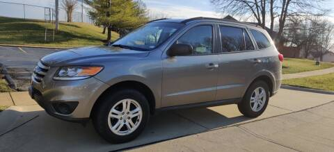 2012 Hyundai Santa Fe for sale at Auto Wholesalers in Saint Louis MO