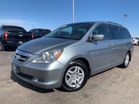 2007 Honda Odyssey for sale at Superior Auto Mall of Chenoa in Chenoa IL