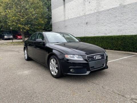 2010 Audi A4 for sale at Select Auto in Smithtown NY