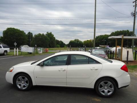 2008 Pontiac G6 for sale at Street Source Auto LLC in Hickory NC