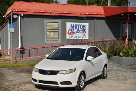 2010 Kia Forte for sale at Motor Car Concepts II - Kirkman Location in Orlando FL