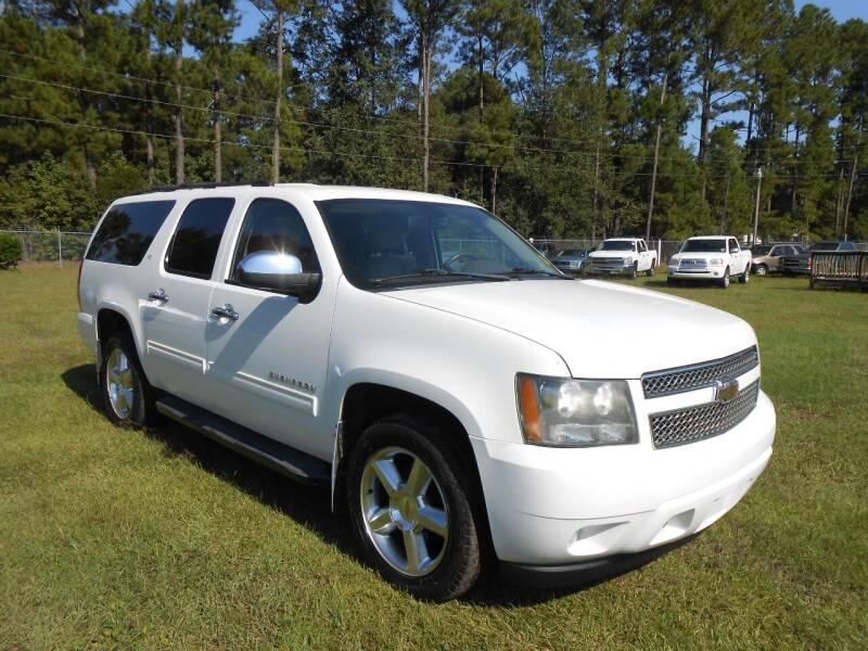 2011 Chevrolet Suburban for sale at Jeff's Auto Wholesale in Summerville SC