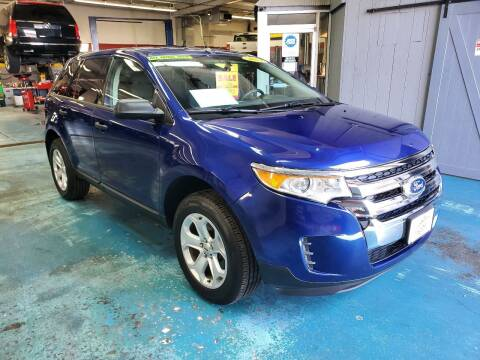 2014 Ford Edge for sale at Stach Auto in Janesville WI
