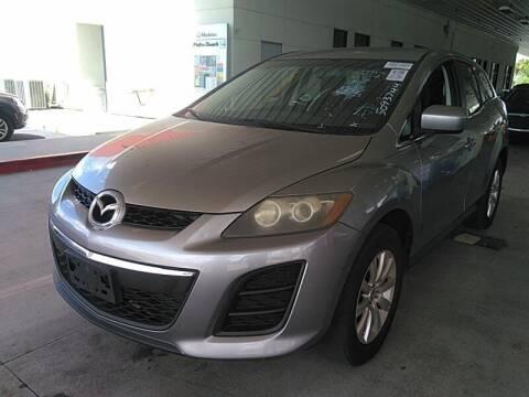 2010 Mazda CX-7 for sale at AUTOSPORT MOTORS in Lake Park FL