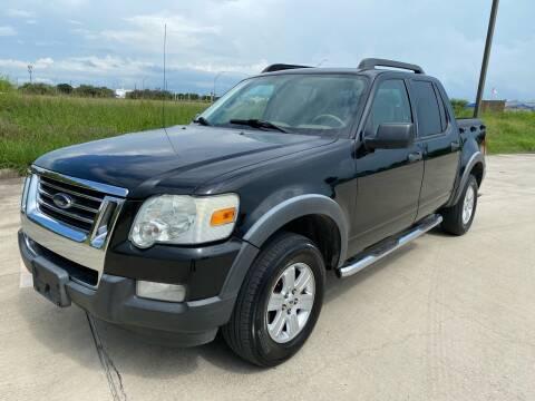 2008 Ford Explorer Sport Trac for sale at GTC Motors in San Antonio TX