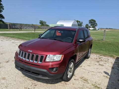 2013 Jeep Compass for sale at Halstead Motors LLC in Halstead KS