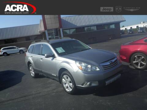 2011 Subaru Outback for sale at BuyRight Auto in Greensburg IN