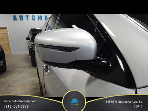 2017 Nissan Pathfinder for sale at Automaxx in Tampa FL