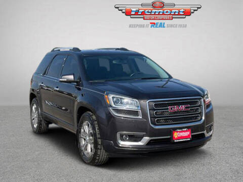 2016 GMC Acadia for sale at Rocky Mountain Commercial Trucks in Casper WY