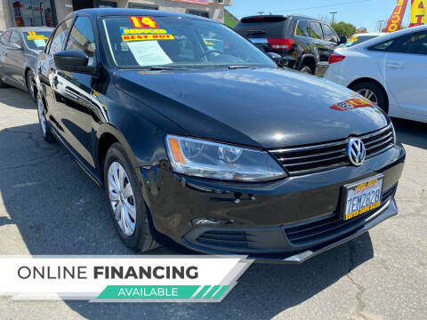 2014 Volkswagen Jetta for sale at Super Cars Sales Inc #1 - Super Auto Sales Inc #2 in Modesto CA