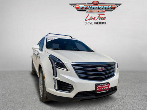 2017 Cadillac XT5 for sale at Rocky Mountain Commercial Trucks in Casper WY