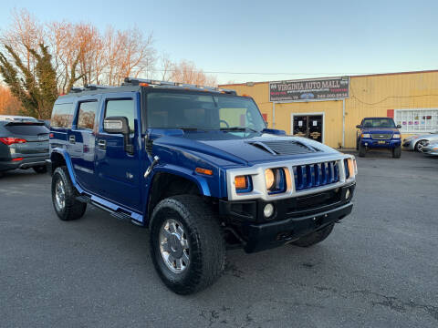 2006 HUMMER H2 for sale at Virginia Auto Mall in Woodford VA