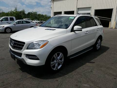 2013 Mercedes-Benz M-Class for sale at MOUNT EDEN MOTORS INC in Bronx NY