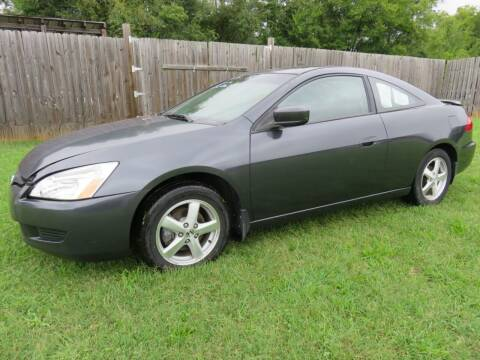 2003 Honda Accord for sale at Davie County Motors in Mocksville NC