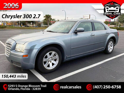 2006 Chrysler 300 for sale at Real Car Sales in Orlando FL