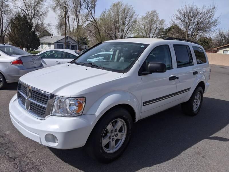 2007 Dodge Durango for sale at Progressive Auto Sales in Twin Falls ID