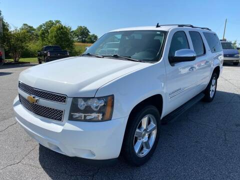 2013 Chevrolet Suburban for sale at Brewster Used Cars in Anderson SC