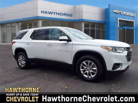 2021 Chevrolet Traverse for sale at Hawthorne Chevrolet in Hawthorne NJ