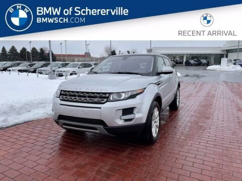 2015 Land Rover Range Rover Evoque for sale at BMW of Schererville in Shererville IN
