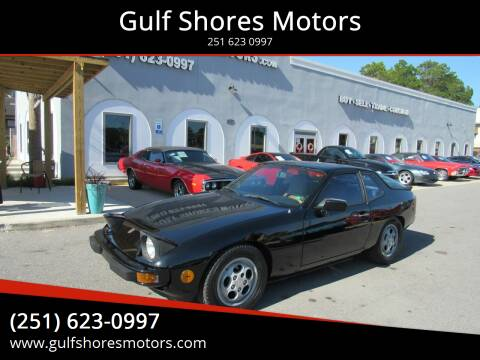 1988 Porsche 924 for sale at Gulf Shores Motors in Gulf Shores AL