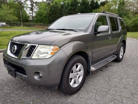 2008 Nissan Pathfinder for sale at Final Auto in Alpharetta GA
