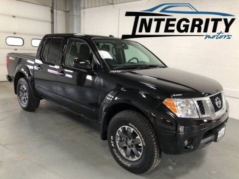 2019 Nissan Frontier for sale at Integrity Motors, Inc. in Fond Du Lac WI