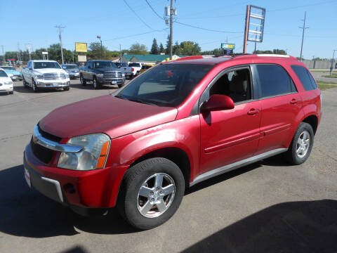 2006 Chevrolet Equinox for sale at Salmon Automotive Inc. in Tracy MN