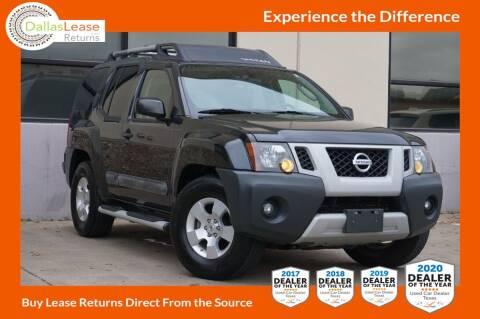 2011 Nissan Xterra for sale at Dallas Auto Finance in Dallas TX