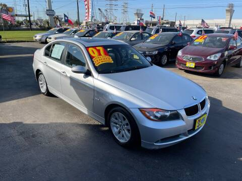 2007 BMW 3 Series for sale at Texas 1 Auto Finance in Kemah TX