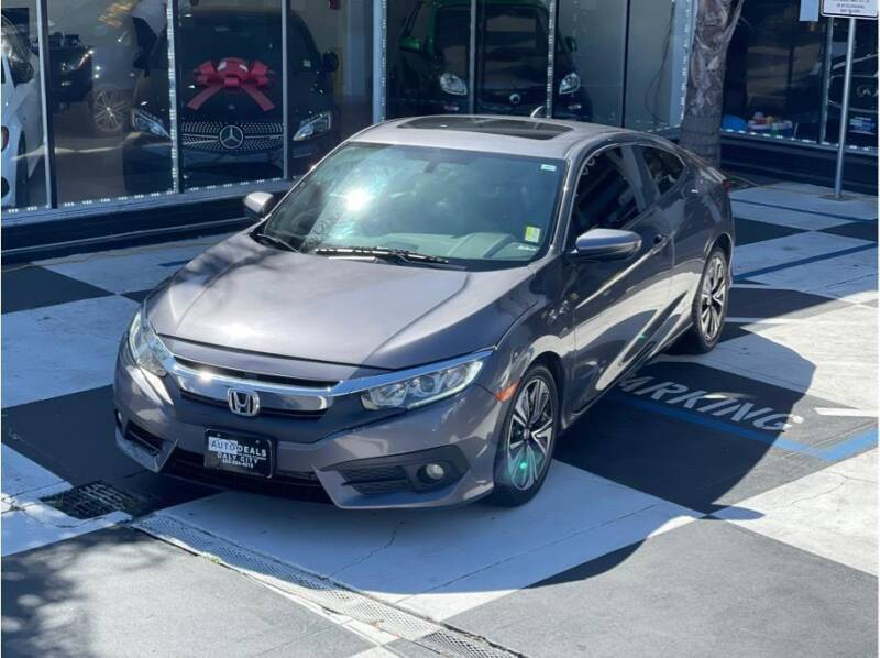 2016 Honda Civic for sale at AutoDeals in Daly City CA